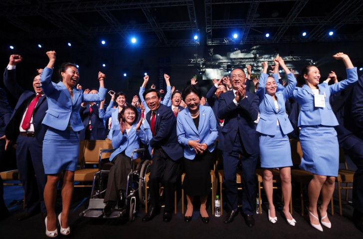128th International Olympic Committee Session: Day Two
