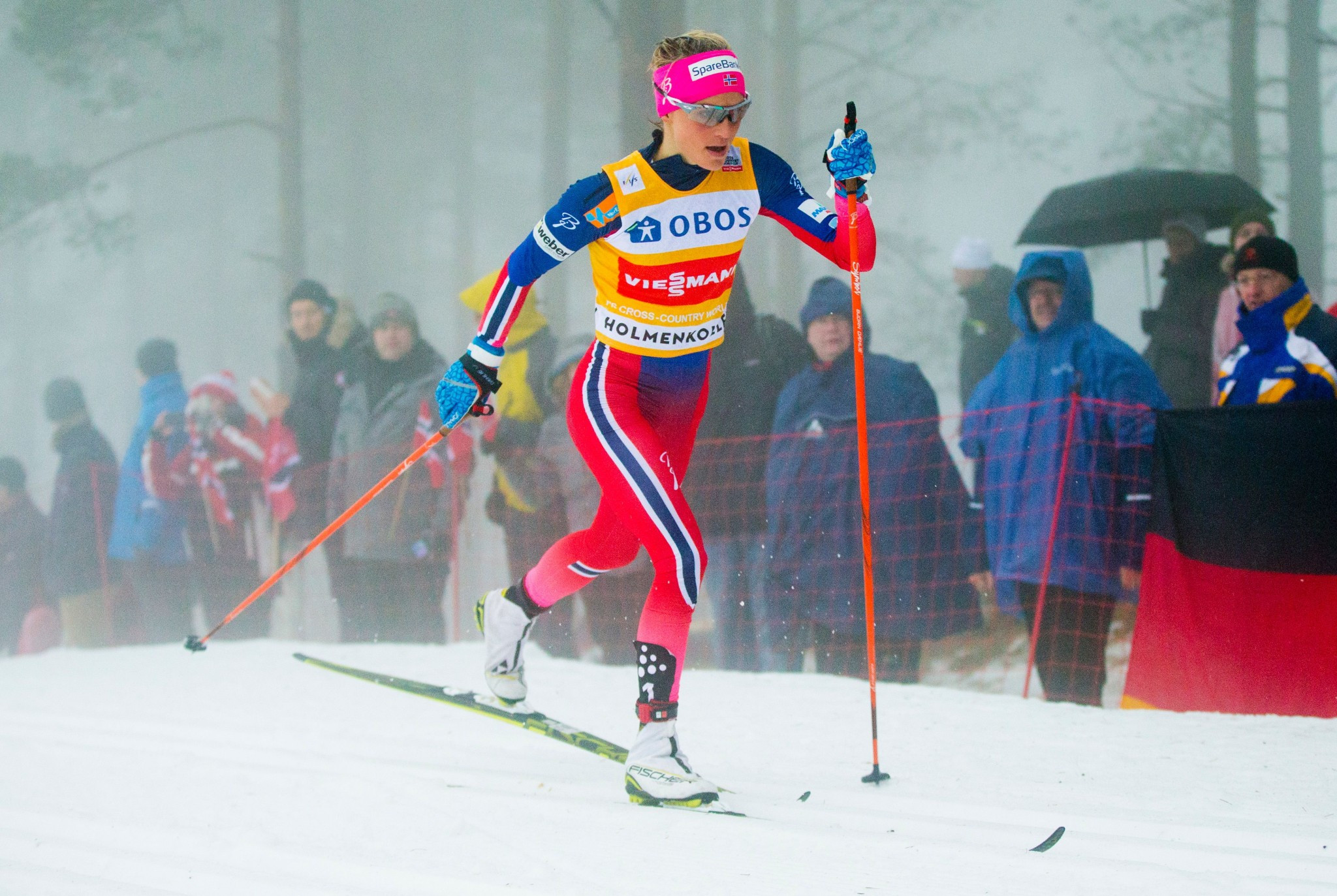 Therese Johaug has always denied wrongdoing ©Getty Images
