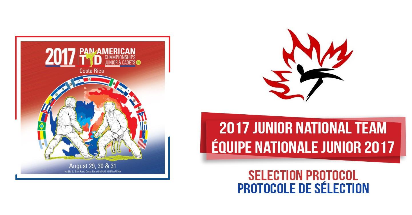 Taekwondo Canada name squad for Pan American Cadet and Junior Championships
