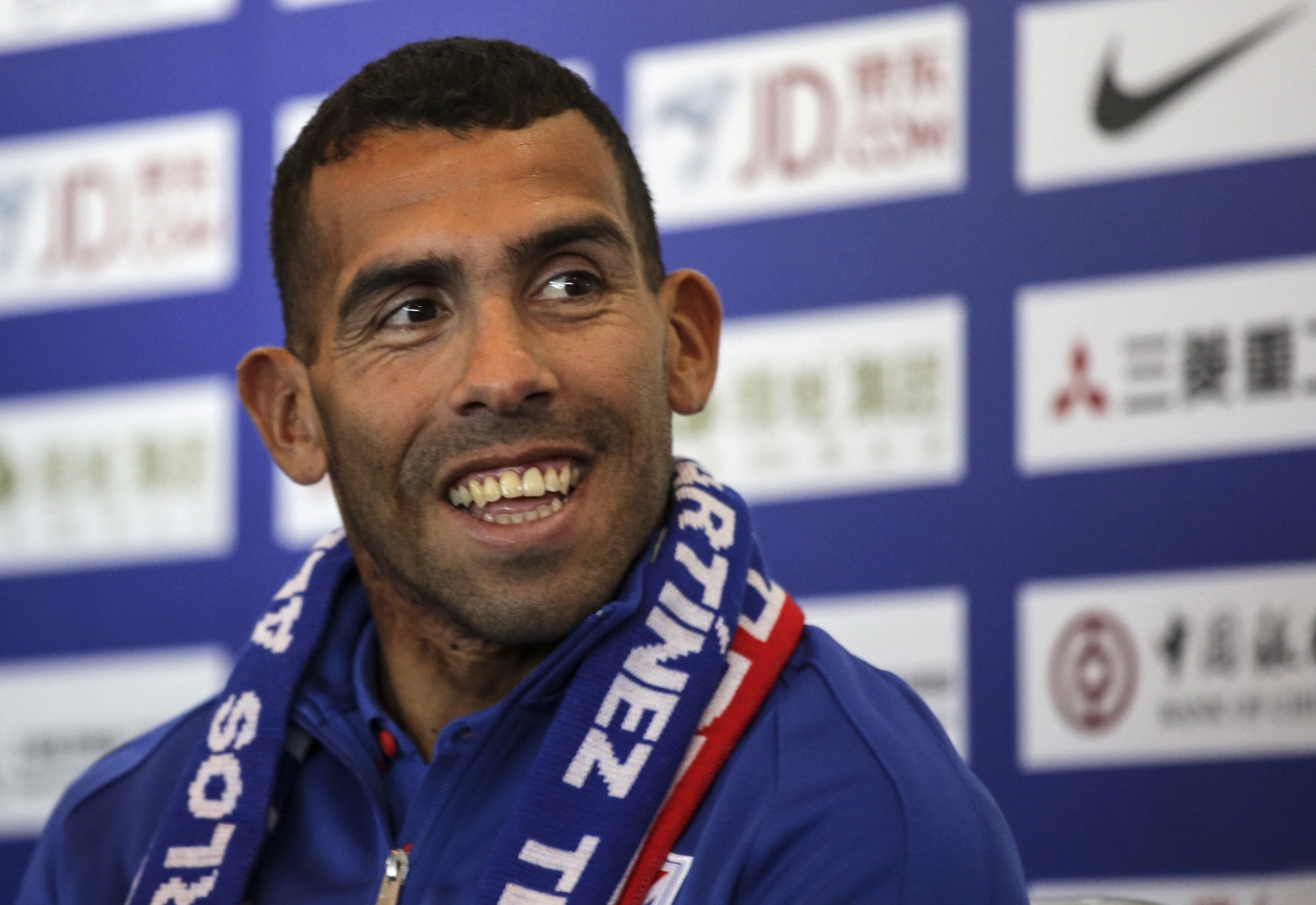Carlos Tevez is one player to have had information leaked ©Getty Images