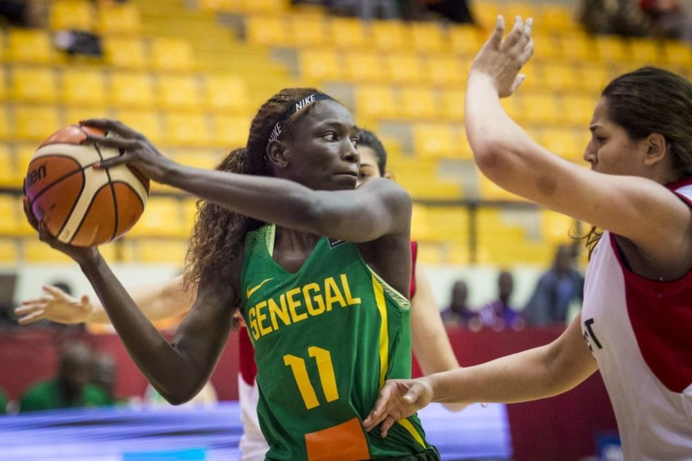 Holders Senegal ease past Egypt at Women's AfroBasket