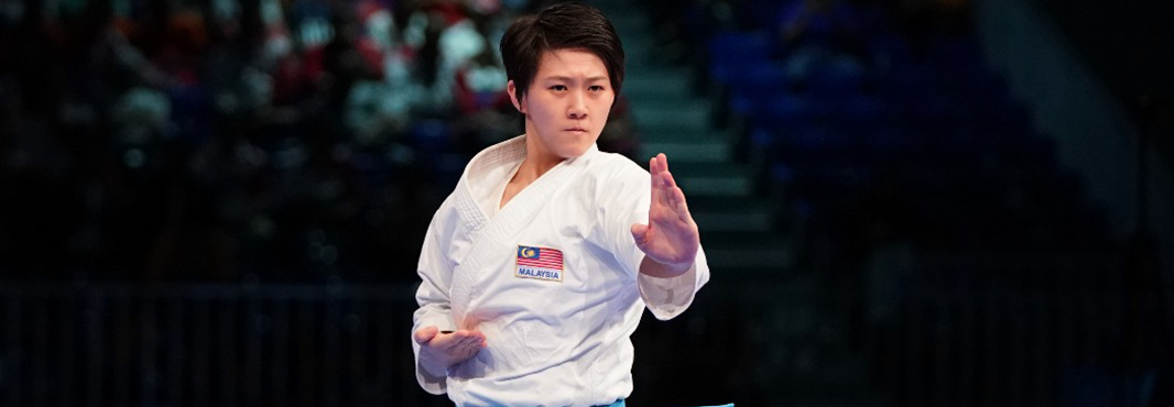 Hosts Malaysia won three gold medals today in karate ©Kuala Lumpur 2017
