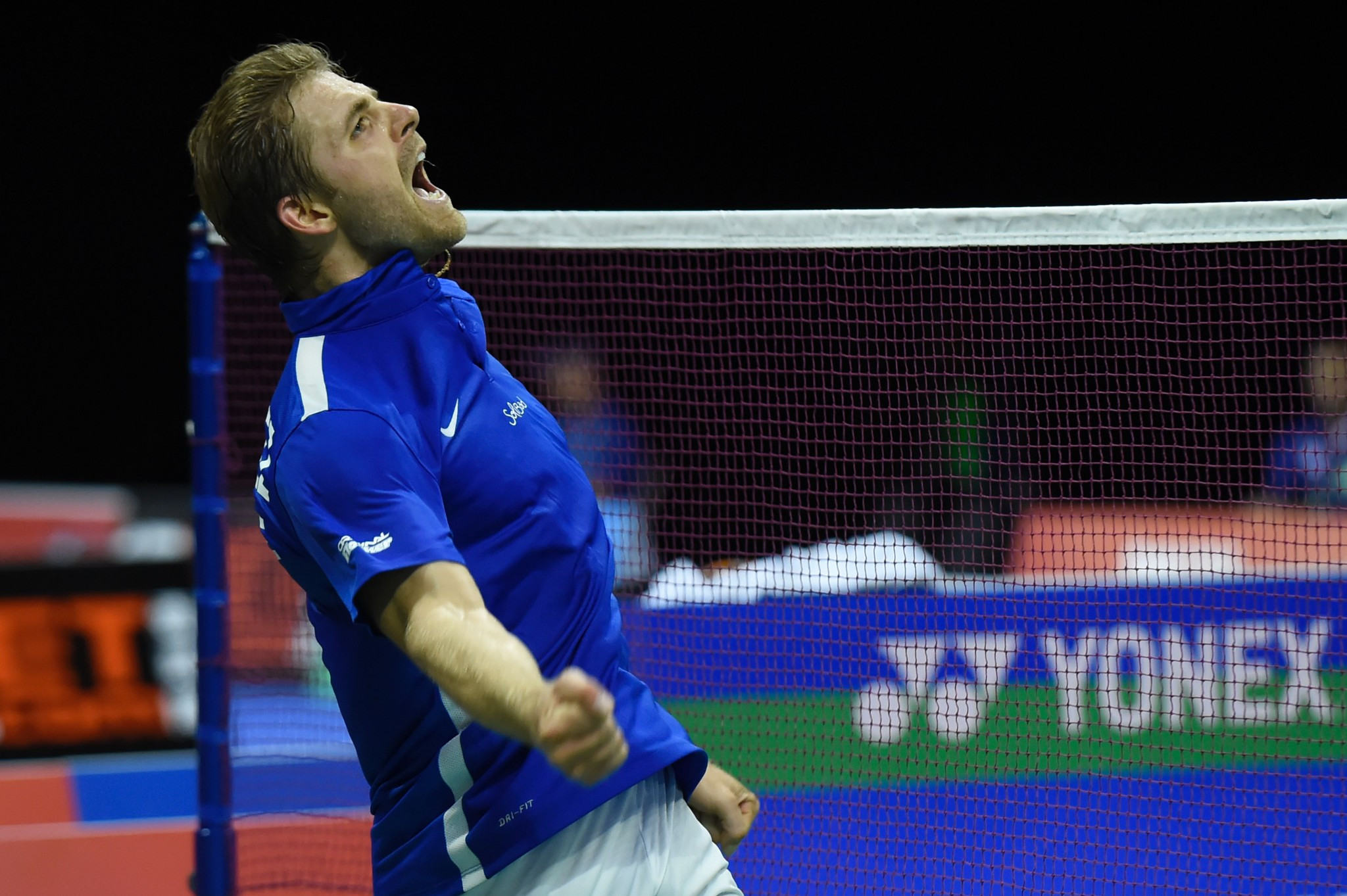 Lee stunned by Leverdez at BWF World Championships