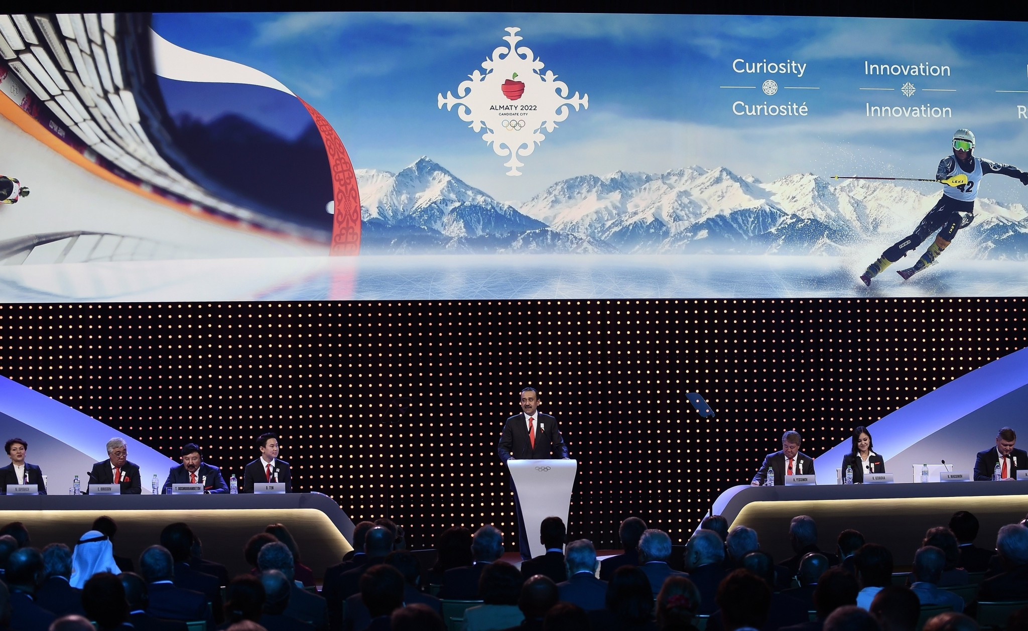 Almaty just missed out in the 2022 Winter Olympics and Paralympics bid race ©Getty Images