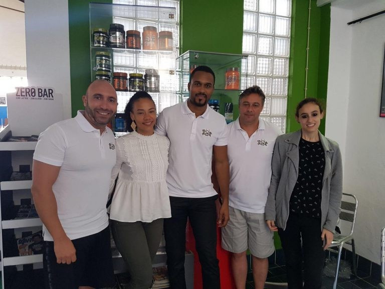Governing body for fitness and bodybuilding set-up in Angola