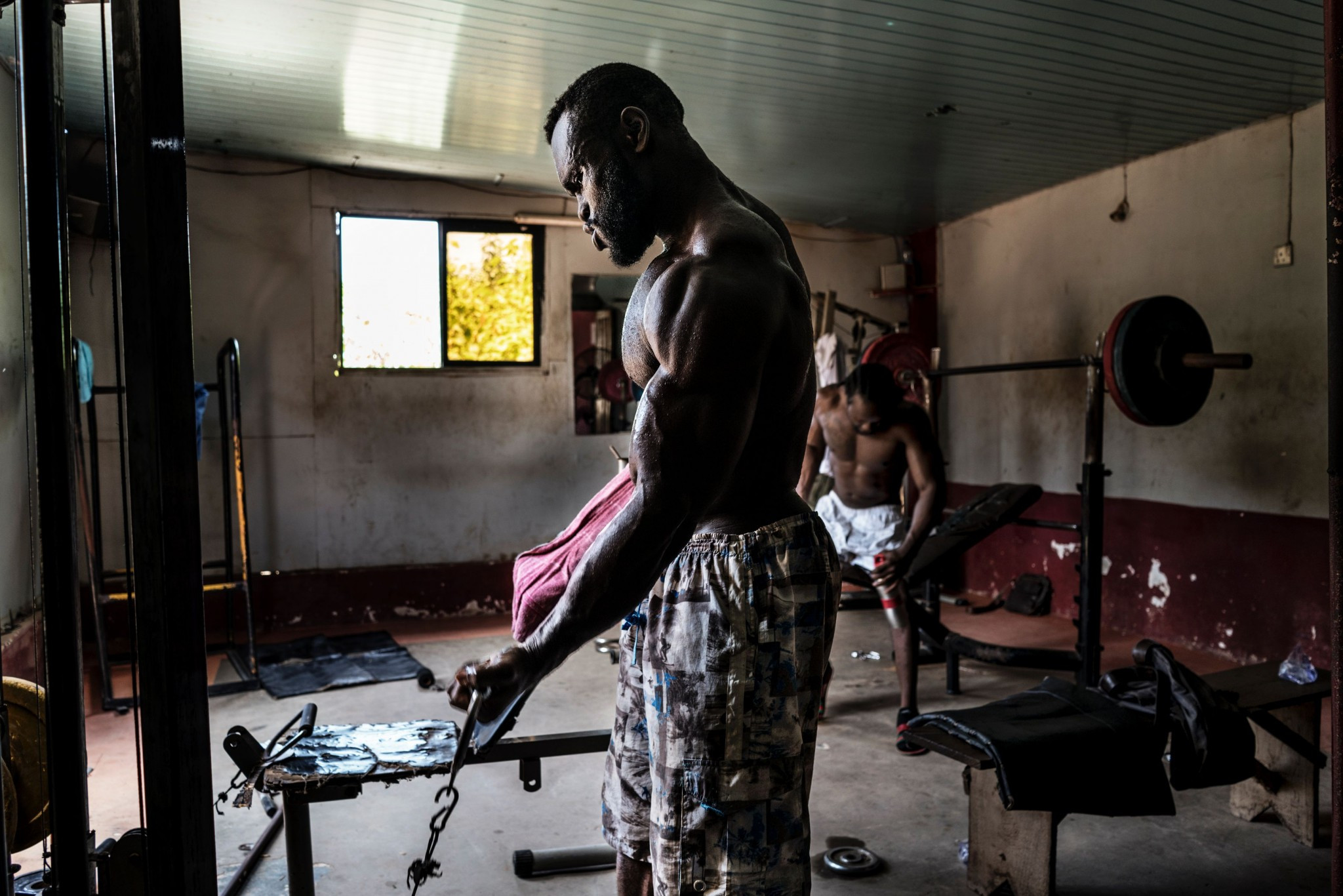 The new organisation is seen as a boost to bodybuilding in Africa ©Getty Images