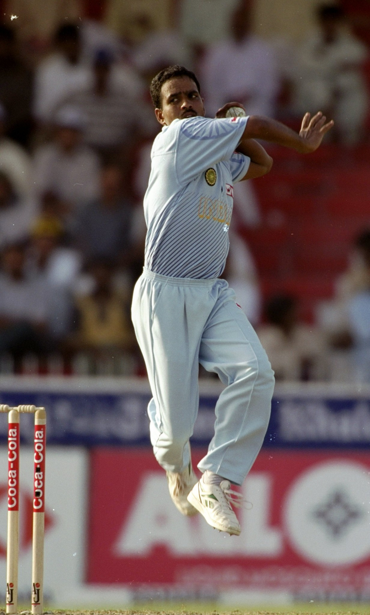 Former Indian test bowler Sunil Joshi has joined the Bangladesh coaching set-up ©Getty Images