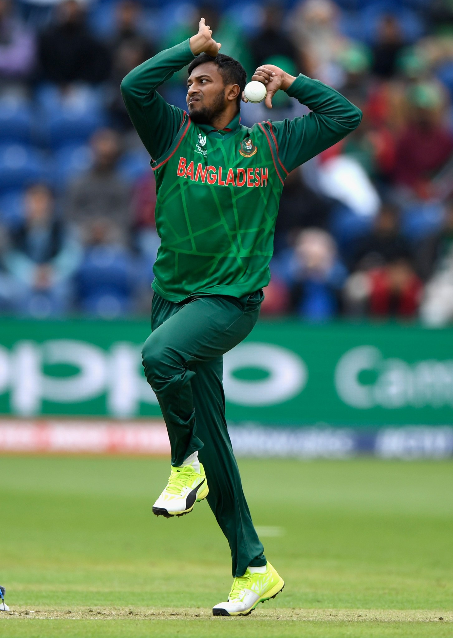 Sunil Joshi will work with players such as Shakib Al Hasan ©Getty Images