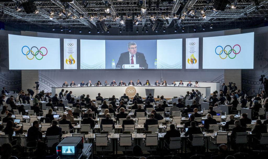 128th International Olympic Committee Session: Reaction to victory of Beijing 2022 and reports from Organising Committees