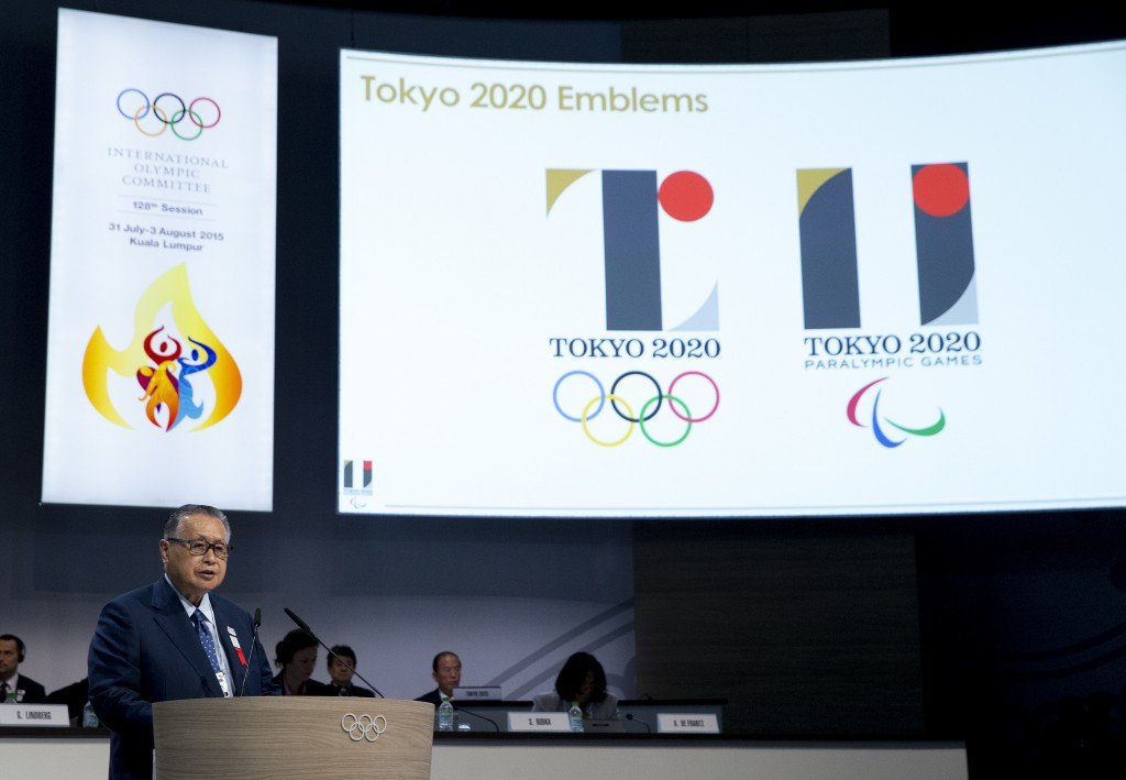 Tokyo 2020 President Yoshirō Mori updated the IOC members on preparations at its Session in Kuala Lumpur ©IOC