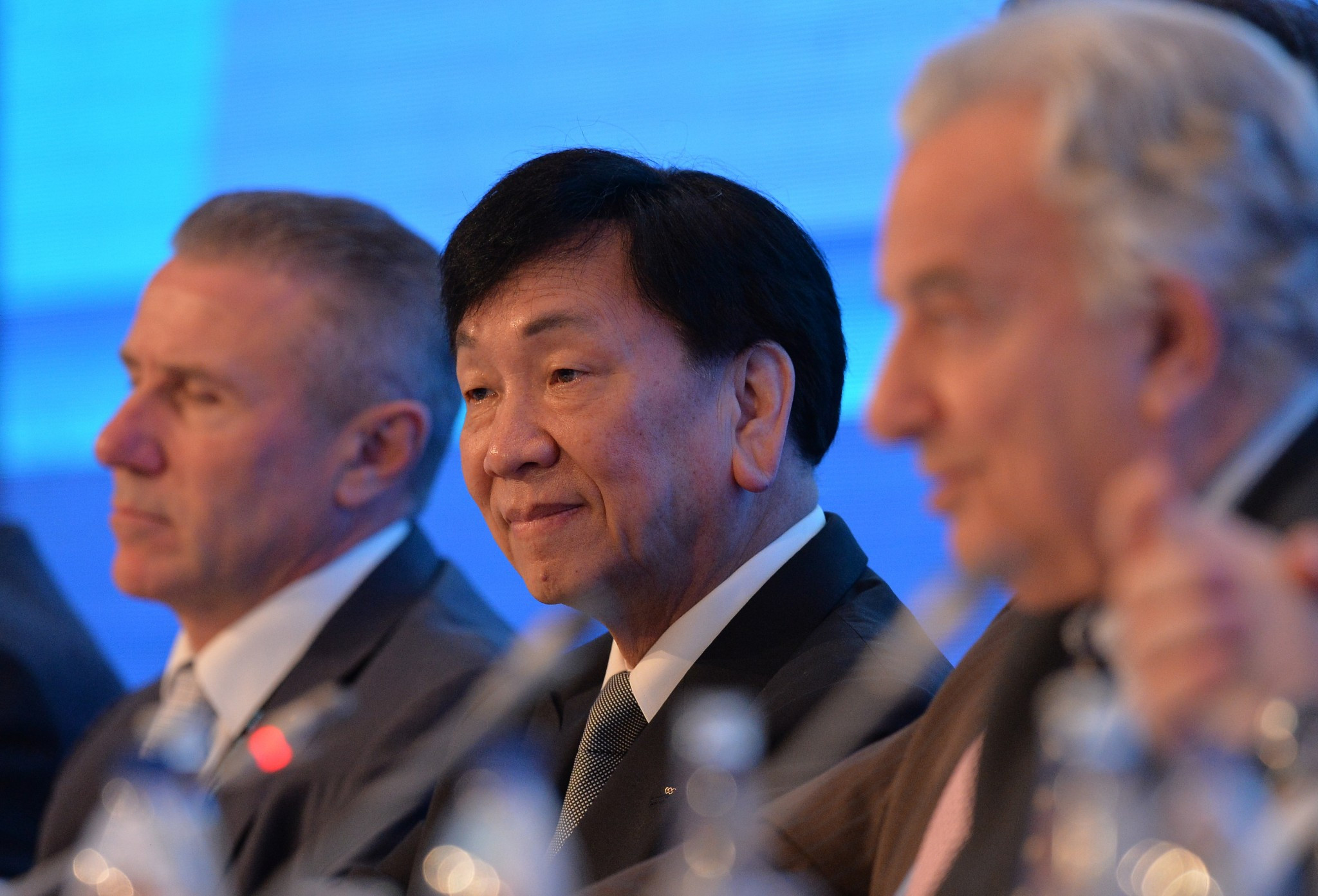 Wu insists rivals are free to attend AIBA World Championships after claims he blocked accreditations