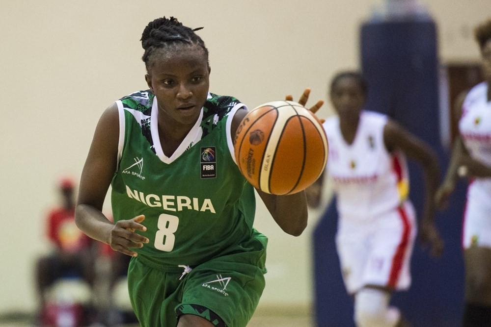 Nigeria beat defending champions Senegal ©FIBA