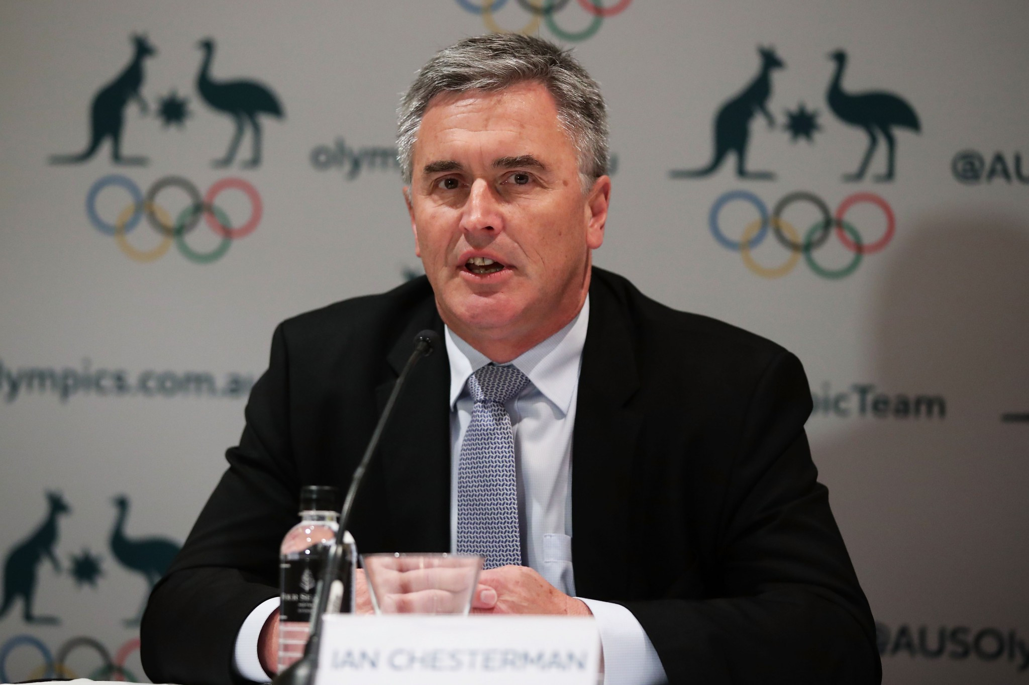 Chesterman appointed Australian Chef de Mission for Tokyo 2020