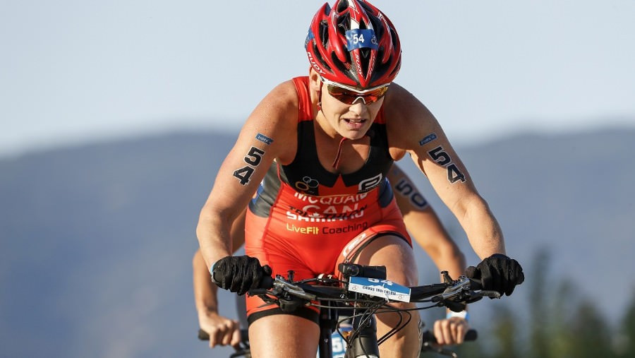 McQuaid wins home Canadian gold at ITU Cross-Triathlon World Championships