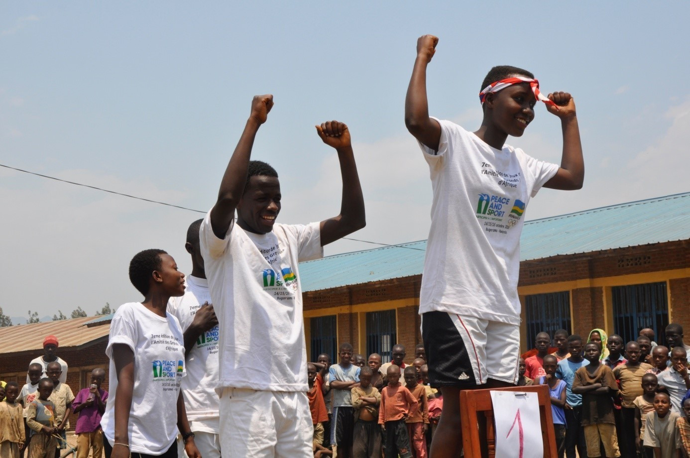 The Friendship Games are held in the African Great Lakes region ©Peace and Sport