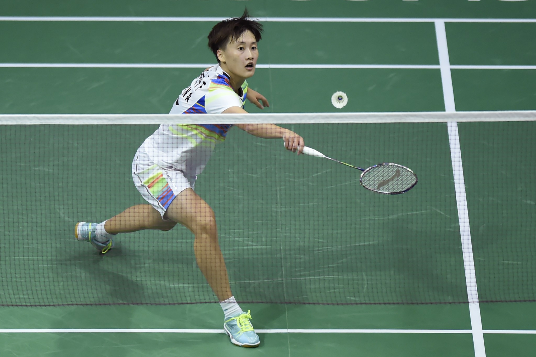Women s top seed knocked out at BWF World Championships