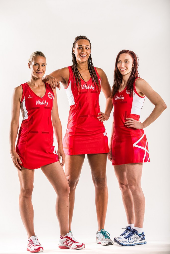 """England Netball announce """"biggest ever"""" sponsorship deal with Vitality"""