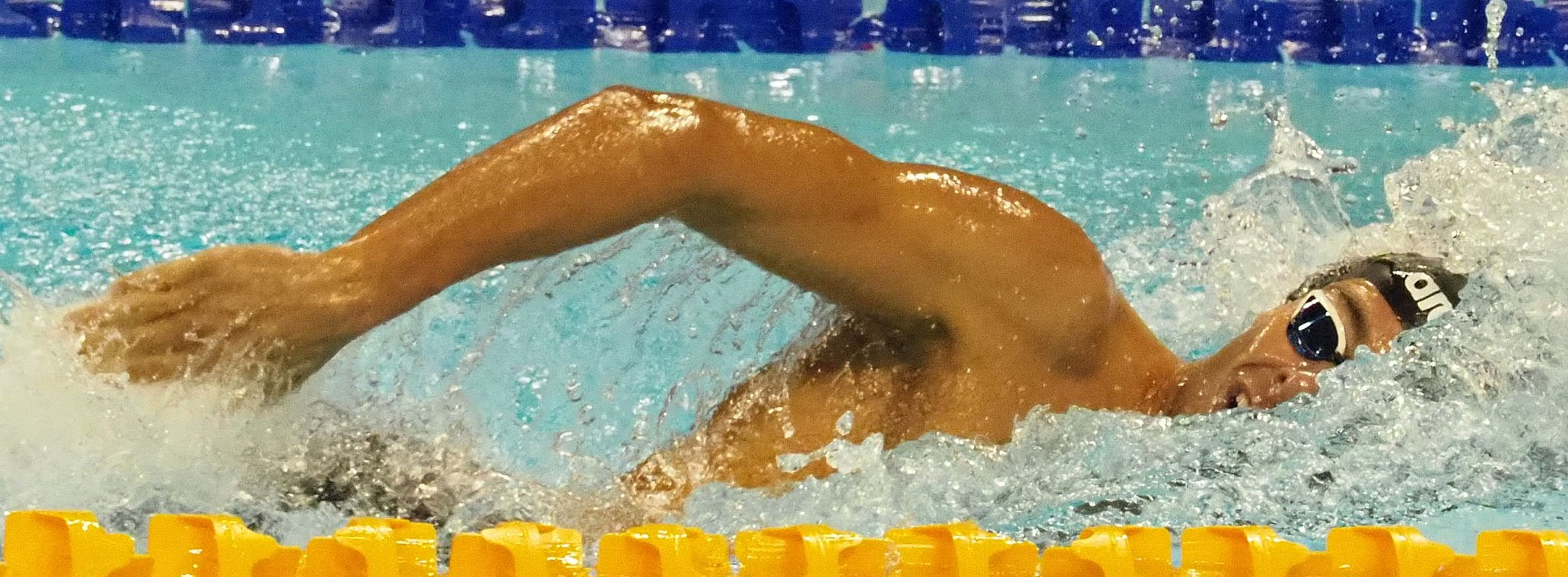 Three swimmers earn second titles at Taipei 2017
