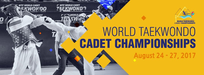 Thailand won two gold medals on the first day of the World Taekwondo Cadet Championships in Sharm El-Sheikh ©World Taekwondo