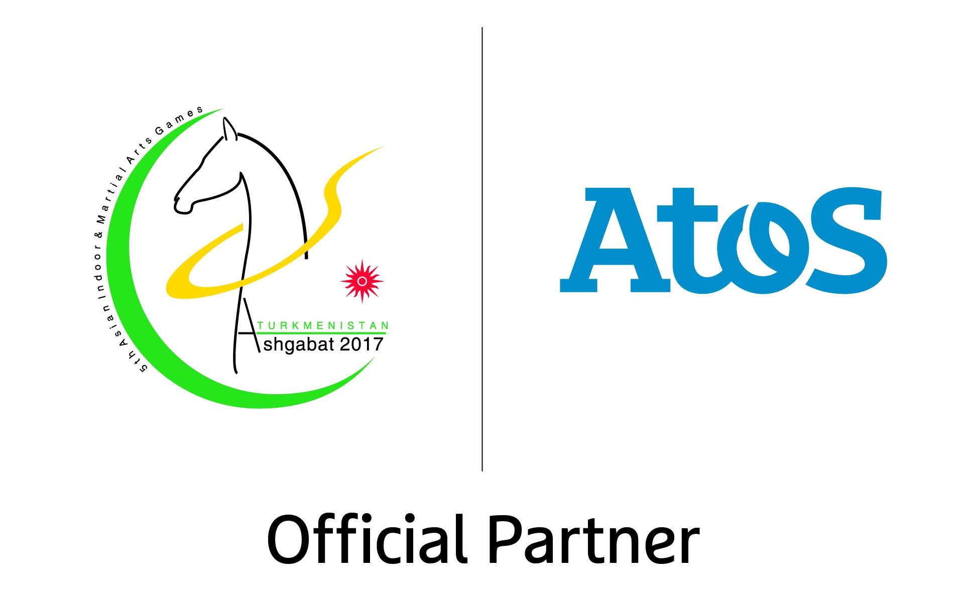 Ashgabat 2017 announce deal with Atos