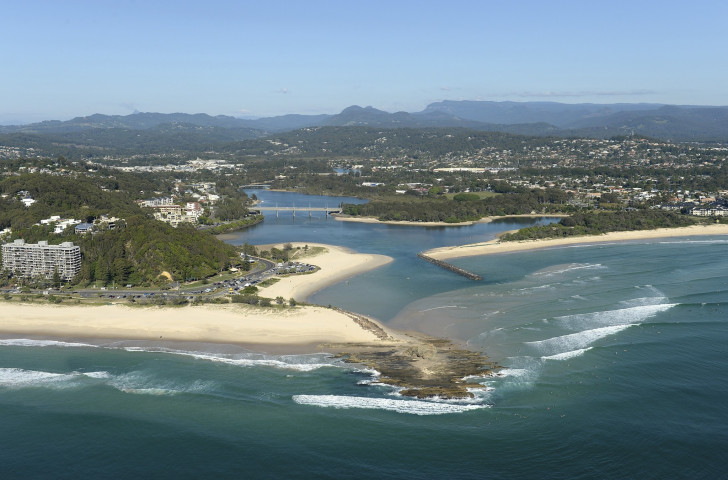 Currumbin Beachfront will host the road cycling and race walk events at 2018 Commonwealth Games in the Gold Coast, for which unprecedented anti-doping measures have been announced ©Getty Images