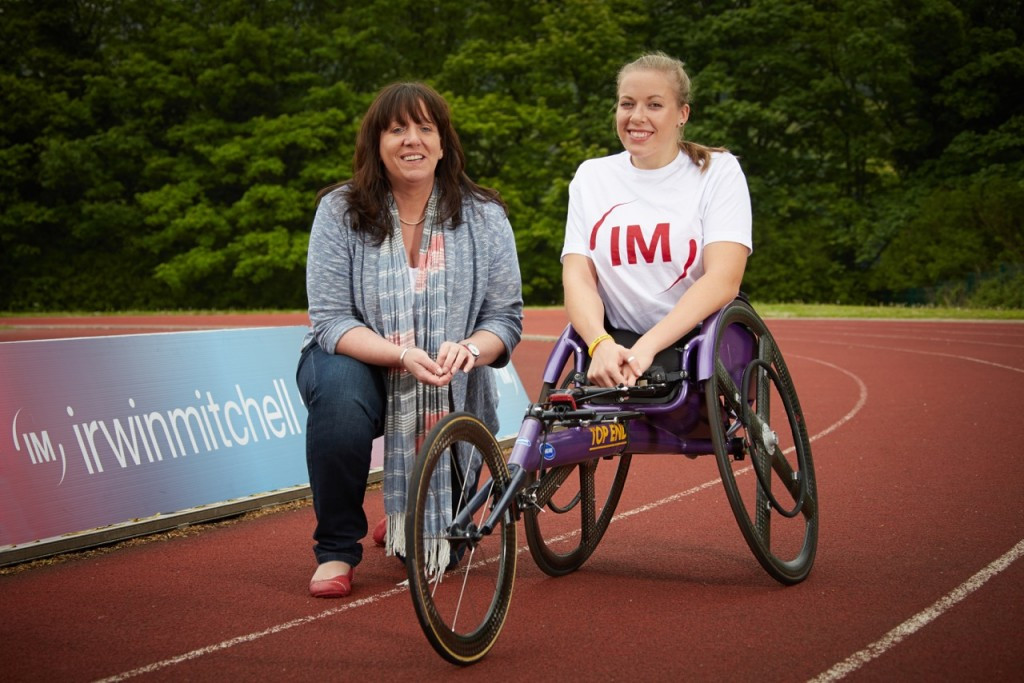 Legal firm Irwin Mitchell to sponsor double Paralympic champion Cockroft ahead of Rio 2016
