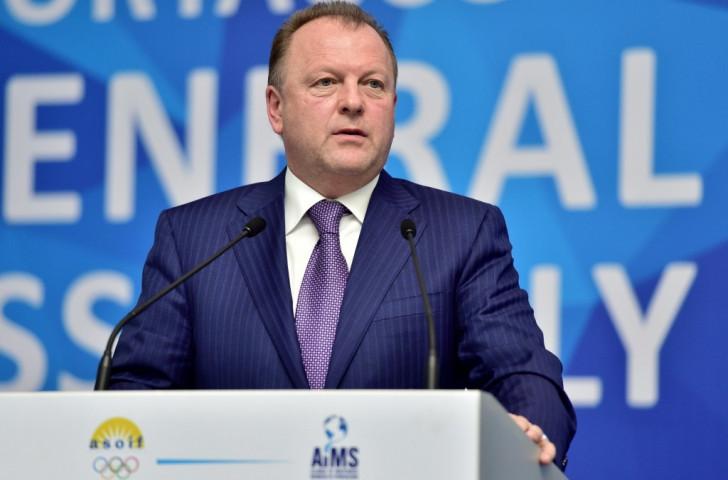 SportAccord President Marius Vizer claimed the IOC was