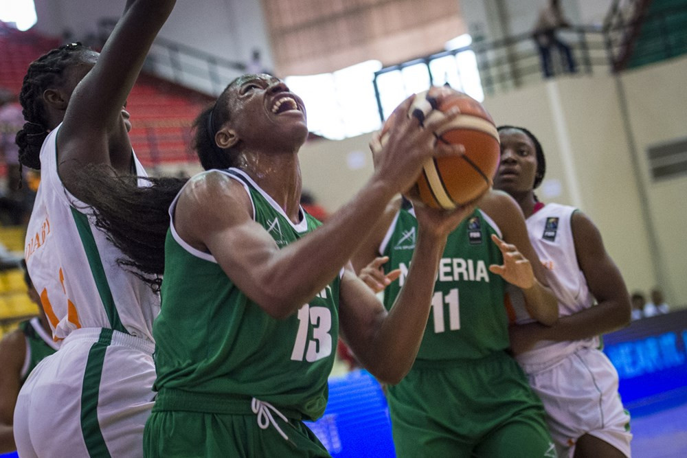Nigeria became the first team to reach the semi-finals today ©FIBA