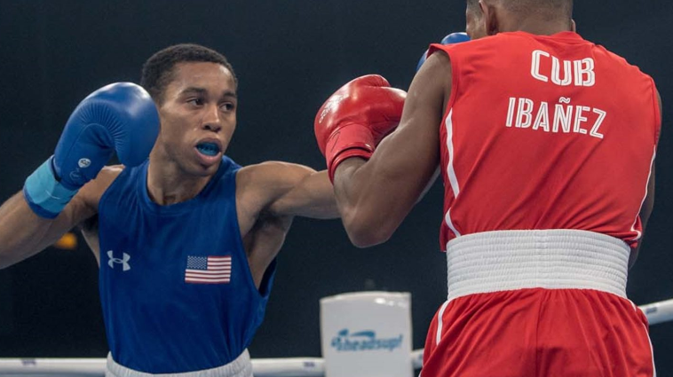 Young American Ragan beats seeded Cuban as AIBA World Championships get underway