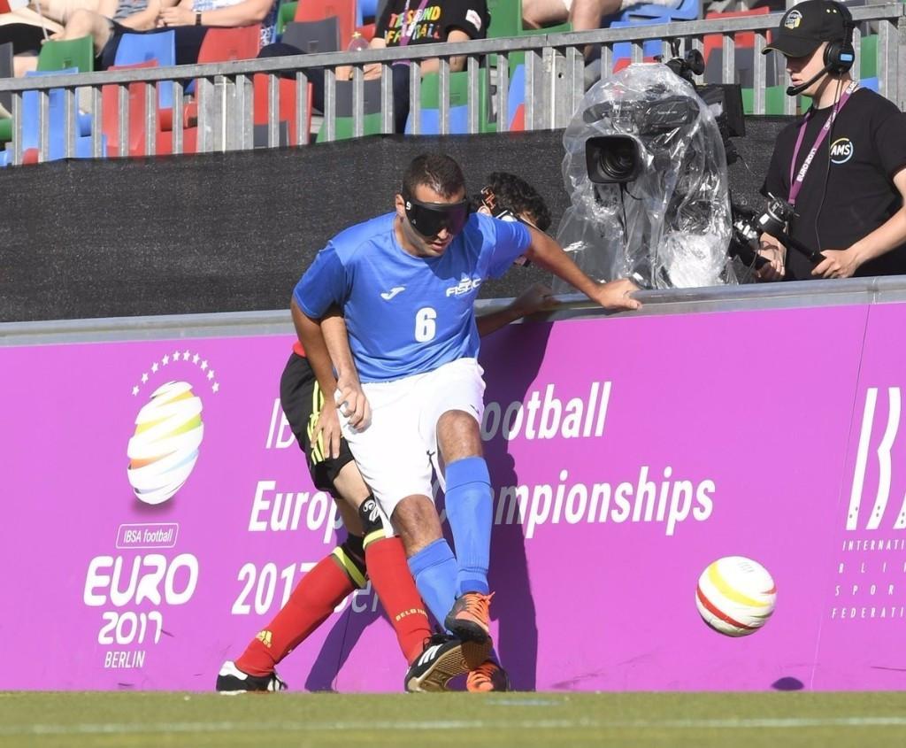 Italy beat Belgium for seventh place ©Ralf Kuckuck/Berlin 2017