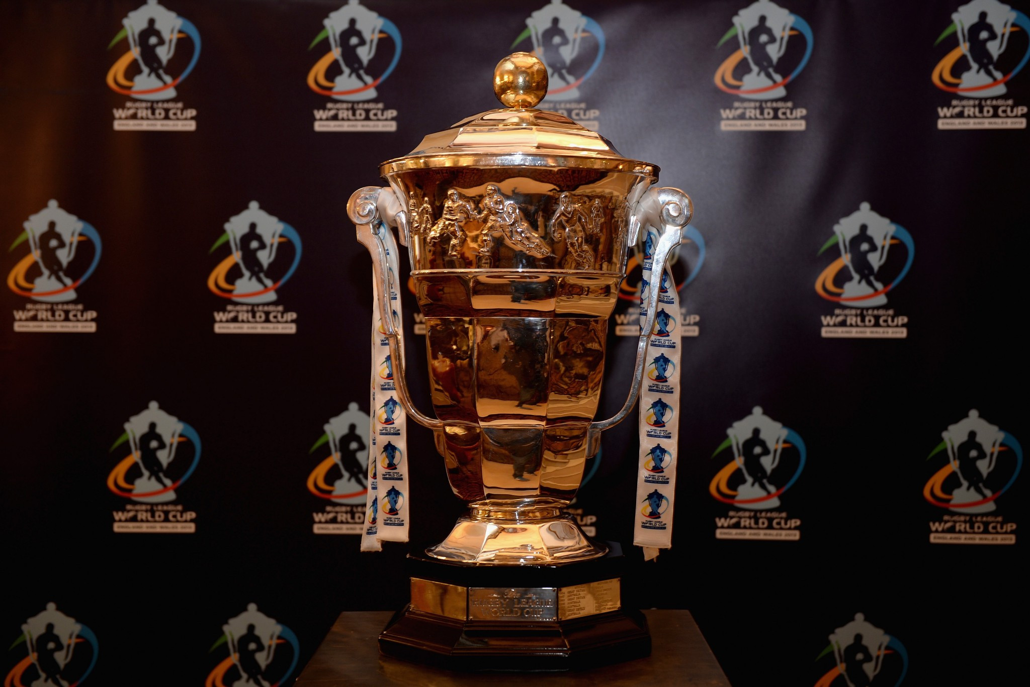 A total of 16 countries are due to take part in the 2021 Rugby World Cup in England ©Getty Images