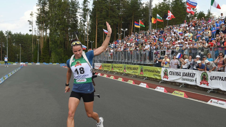 Olympic biathlon champion retires after IBU Summer World Championships win