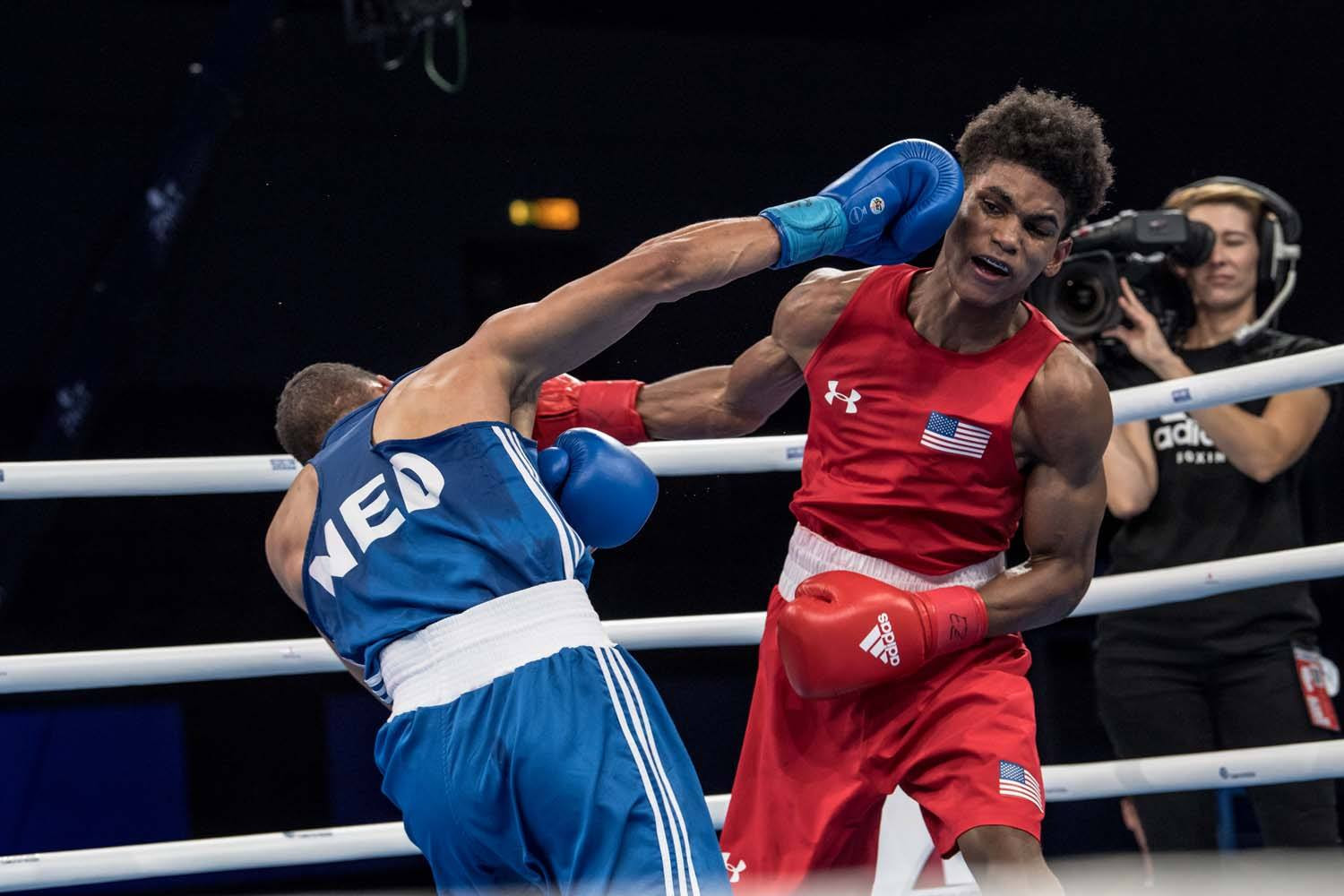 insidethegames is reporting LIVE from the AIBA World Boxing Championships in Hamburg