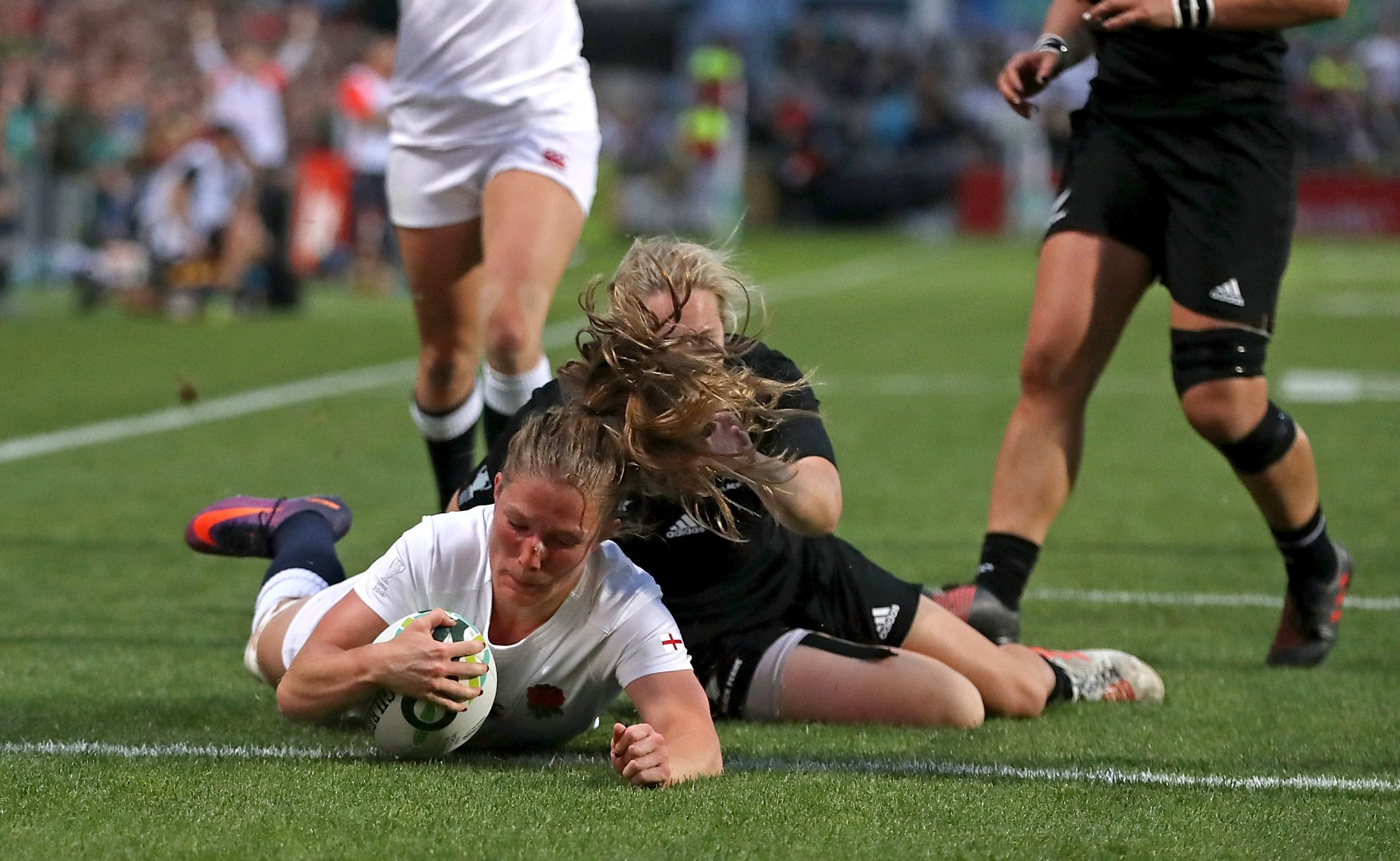 England Rugby state 30,000 women and girls are now participating in the sport in the country ©Getty Images