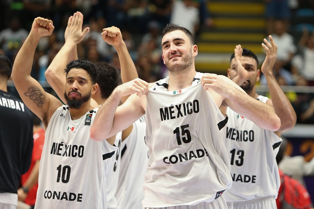 Mexico book semi-final place at FIBA AmeriCup