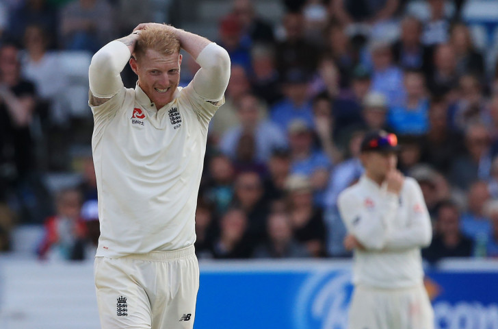 Ben Stokes has been reprimanded for his behaviour ©Getty Images