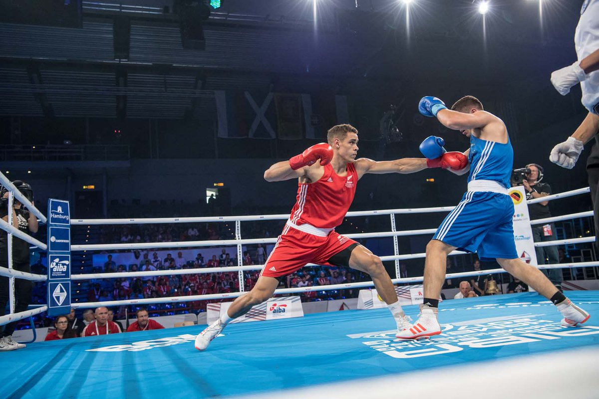 AIBA World Boxing Championships 2017: Day three of competition