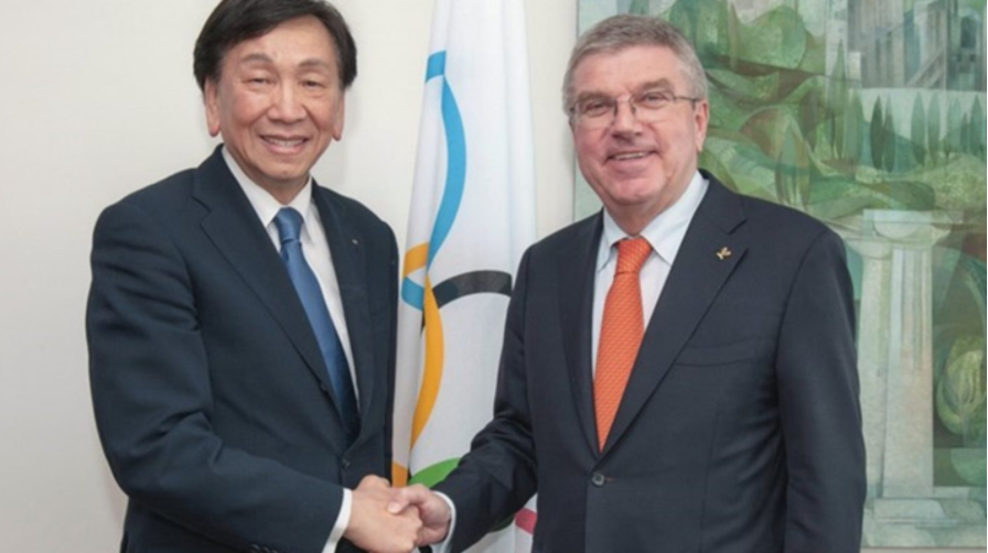 IOC President Bach not to attend AIBA World Championships as originally scheduled