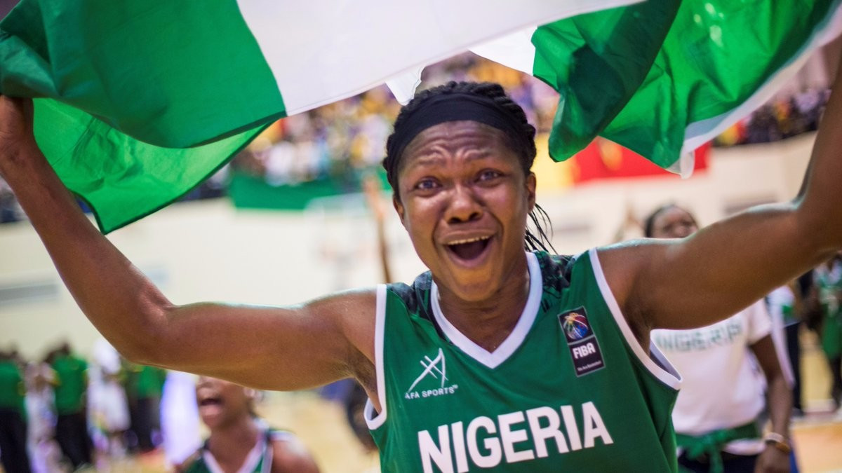 Nigeria secured their first Women's AfroBasket title for 12 years after they comfortably beat Senegal ©FIBA