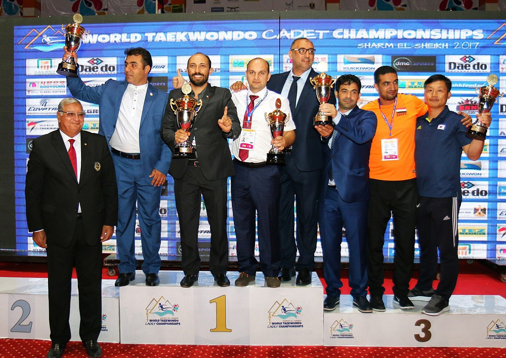 The Championships feature young stars of the future ©World Taekwondo