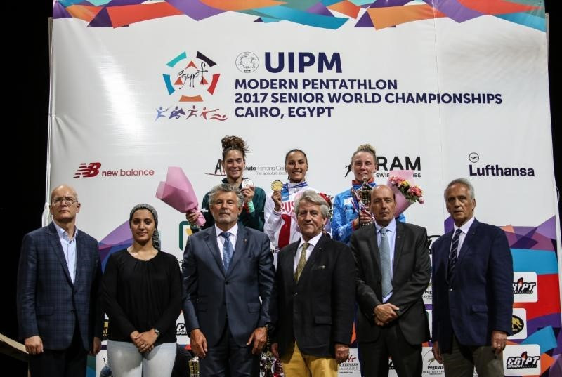 Gubaydullina ends Russian wait for female UIPM world champion