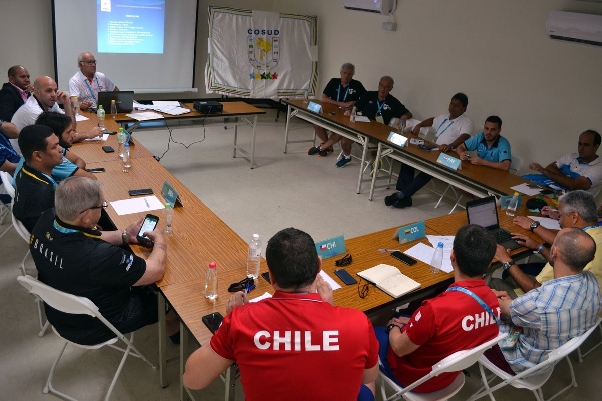 Muñoz elected President of South American University Sports Confederation