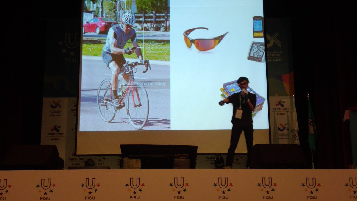 ChaseWind named winner of Taipei 2017 sports innovation competition