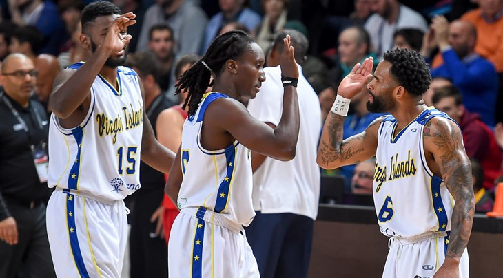 Virgin Islands claimed a shock win over Canada today to make the perfect start to their Group B campaign at the FIBA AmeriCup ©FIBA