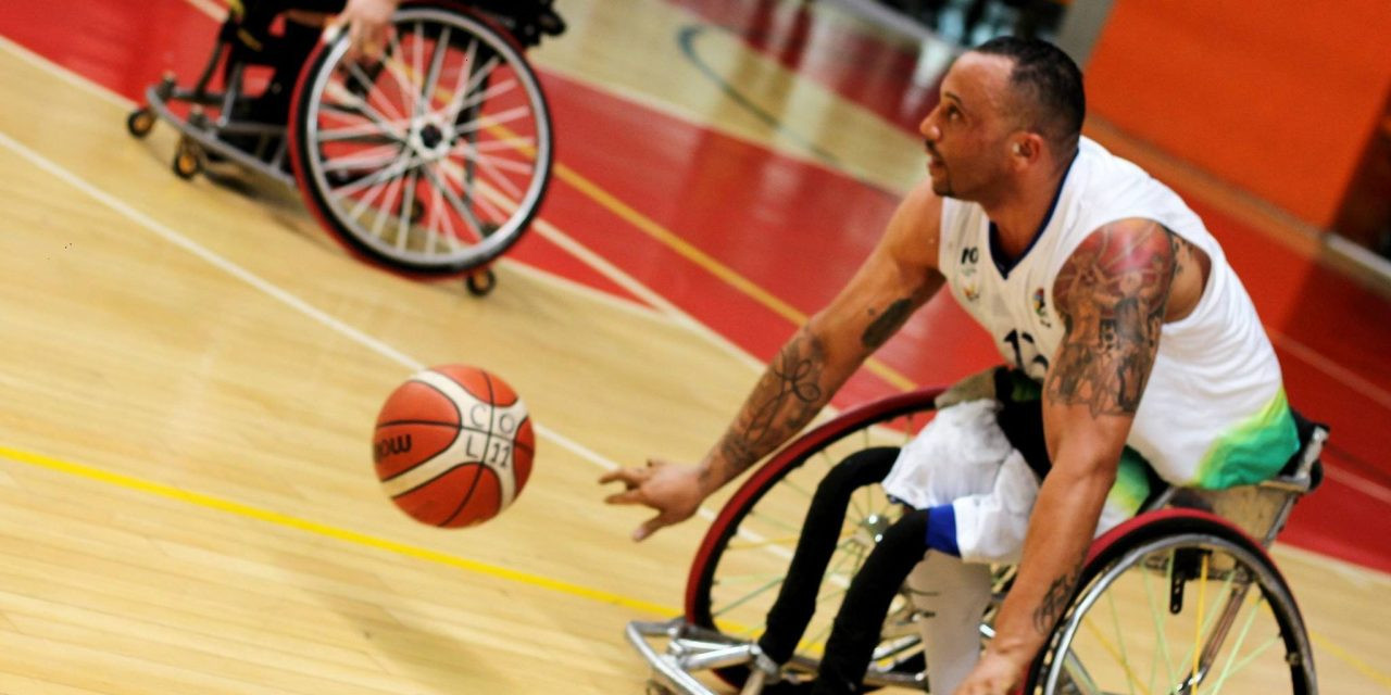 Action continued today at the 2017 Americas Cup in Cali ©IWBF/INSPIRE Colombia