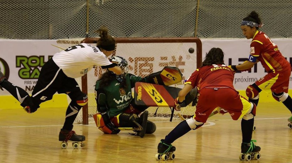 Spain continue strong start to World Roller Games rink hockey campaign