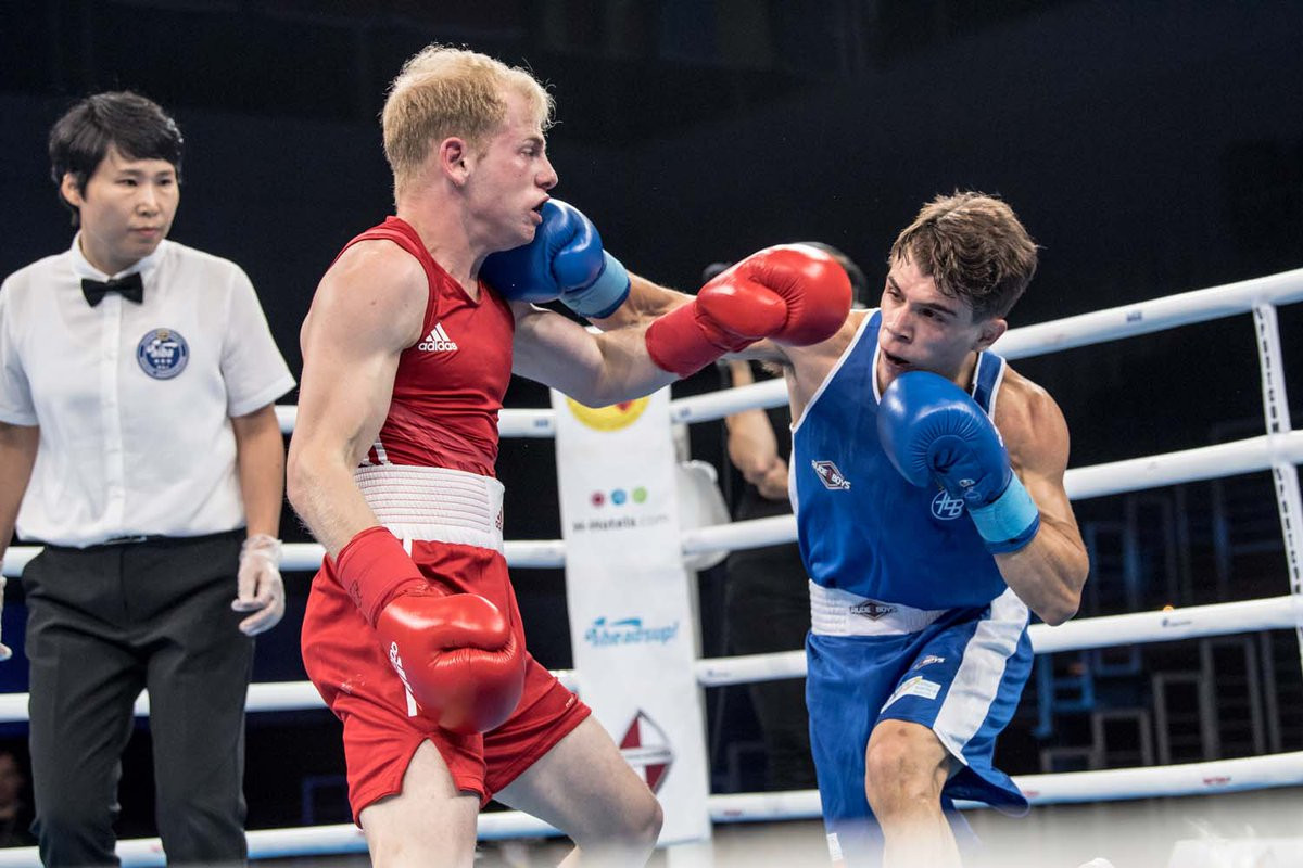 AIBA World Boxing Championships 2017: Day four of competition