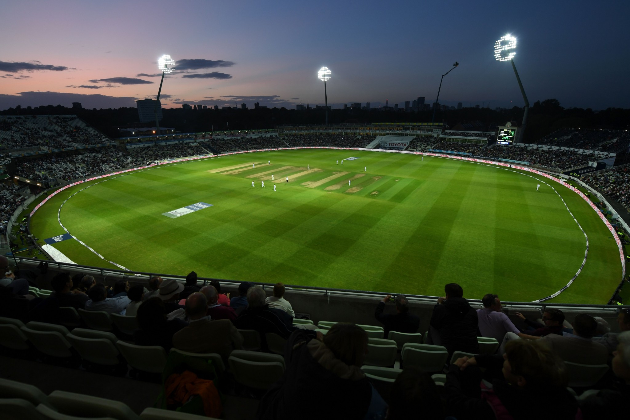 New Zealand's day-night Test match at Eden Park in Auckland will be the first-ever in New Zealand ©Getty Images