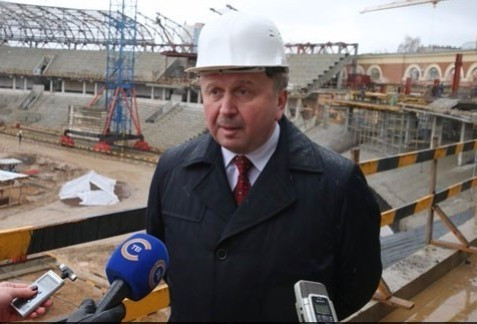 Belarus Prime Minister warns Minsk 2019 they must look after the rubles