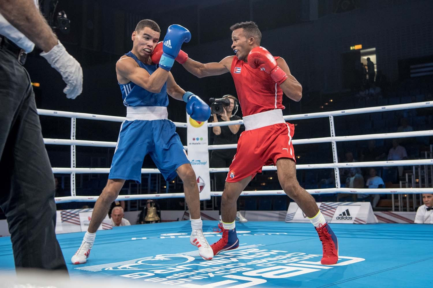 Cubans in ominous form on day four of AIBA World Boxing Championships